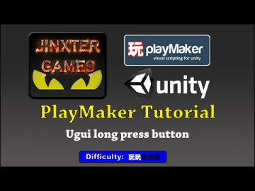 PlayMaker Ugui Longpress Button